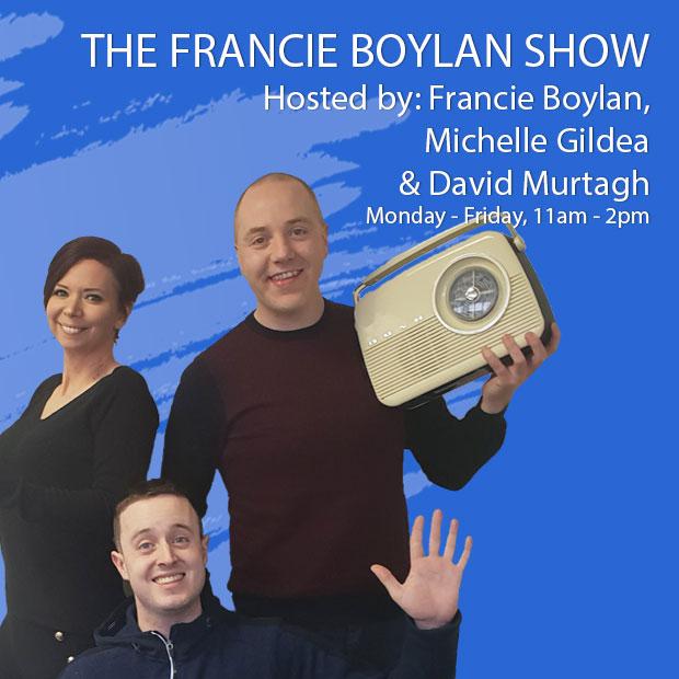 The Francie Boylan Show