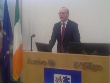 Financial cost for everybody in any case – Coveney defends Govt Climate Action Plan