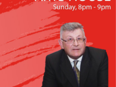 Arts House with Harry Keaney – 18th August 2019