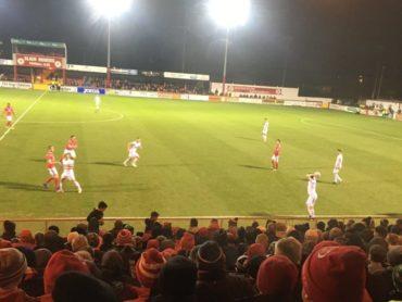 Drennan's Injury-time goal sinks Sligo Rovers