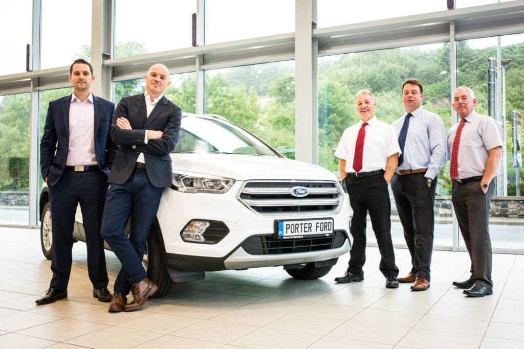 Ocean FM and Porter Ford launch fabulous 25k car giveaway