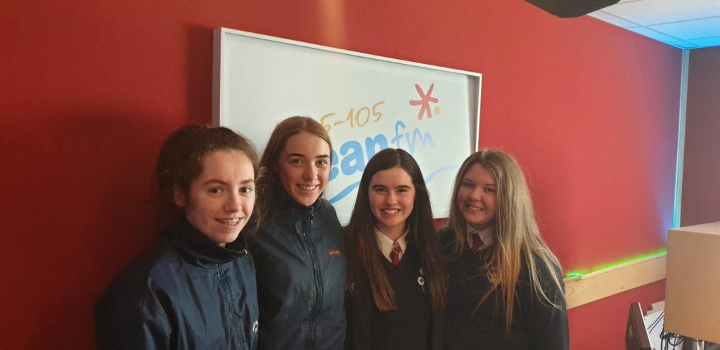 Mercy College Students Sligo