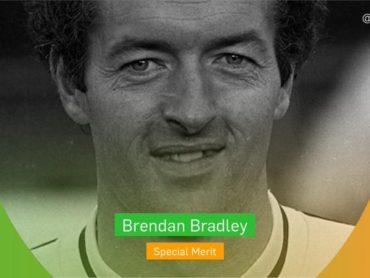 FAI honours Brendan Bradley