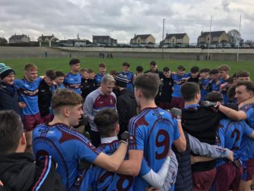 St Michael's Enniskillen win MacRory Cup