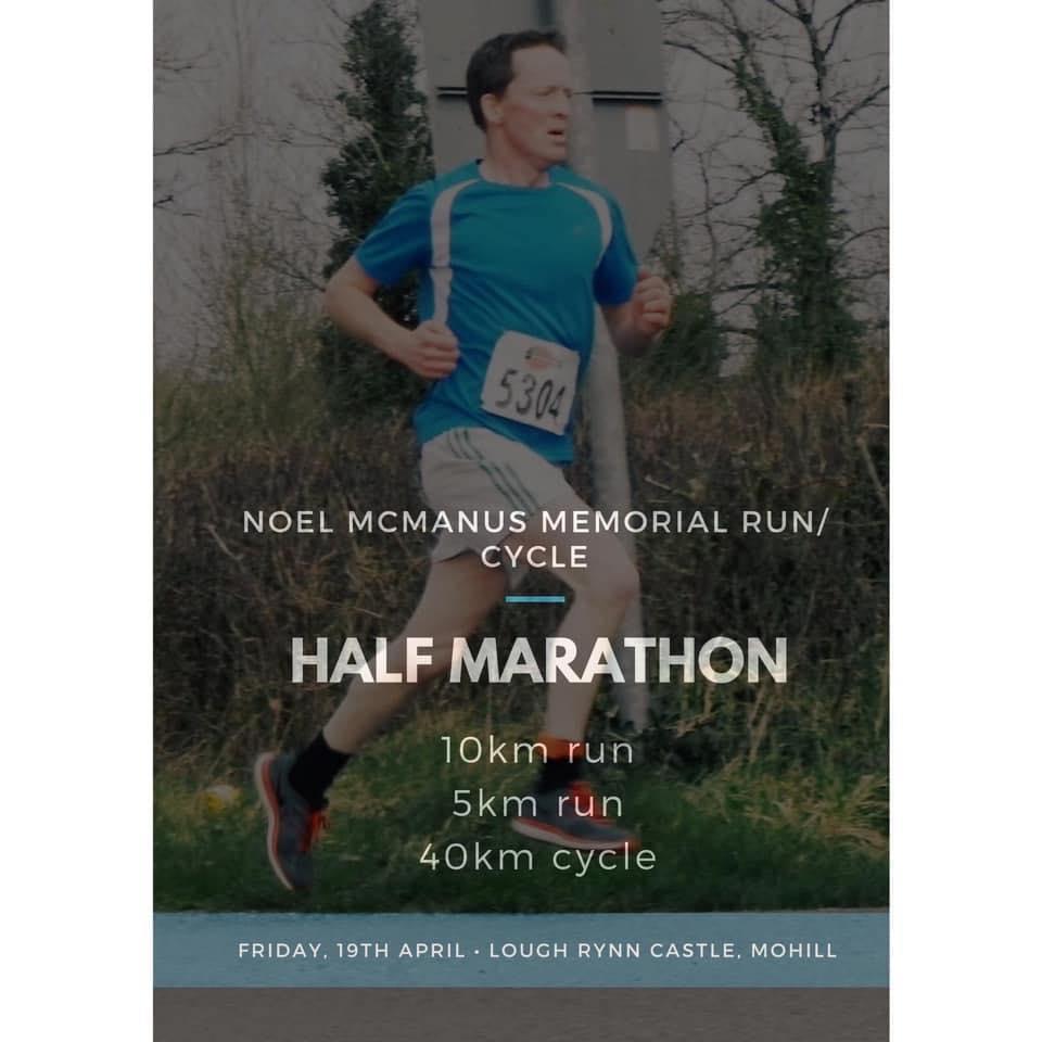Noel Mcmanus Runcycle 2019 Ocean Fm