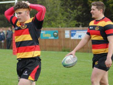 Play-off heartbreak for Sligo rugby team
