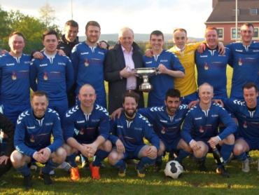 Carbury FC retain Super League title