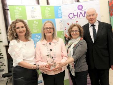 Champ Cloud Ltd wins Sligo Enterprise Award for 2019