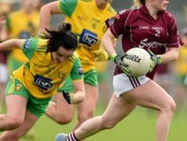 Donegal ladies well beaten by Galway