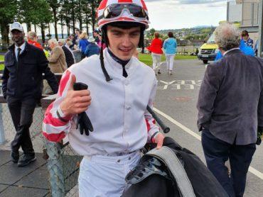 Donegal jockey Oisín Orr saddles two winners at Sligo