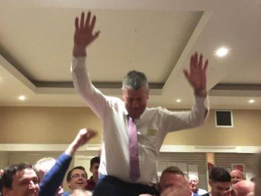 LEITRIM – Frank Dolan elected in Manorhamilton