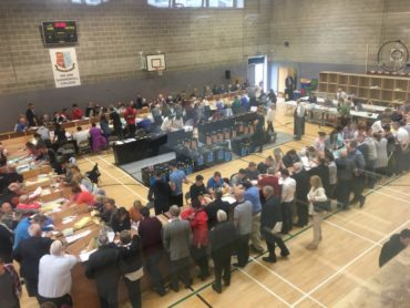 Paul Taylor tops poll in Ballymote-Tubbercurry