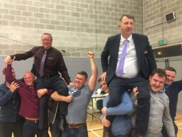 Connolly, Mullaney and Baker elected – Gormley loses out