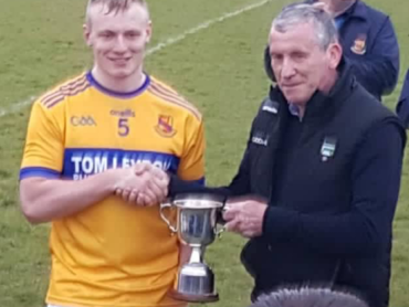 Five sent off as Owenmore Gaels win Sligo under 21 final replay