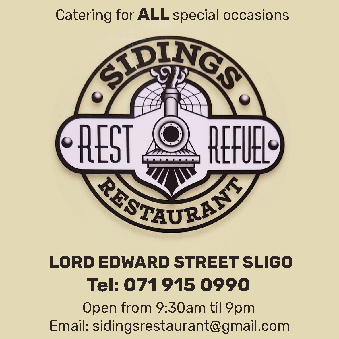 Sidings Restaurant