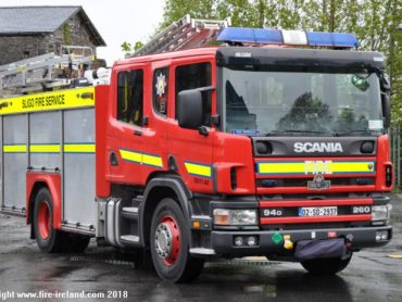 Sligo Fire Service the fastest in the country