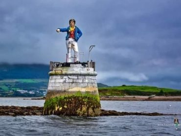 Save Metal Man in Rosses Point, election candidates urged