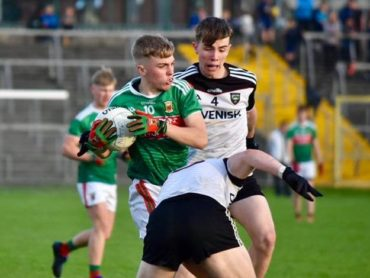 Sligo minors v Mayo LIVE this Wednesday