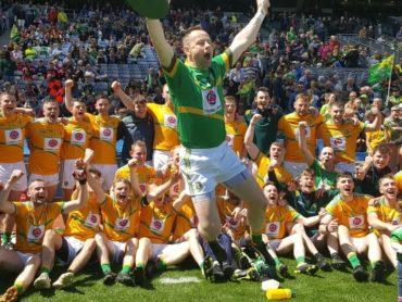 Sligo & Leitrim hurlers get 'Champion 15' nominations