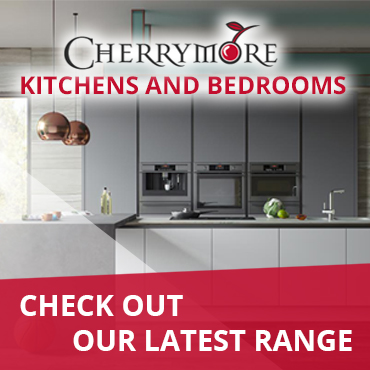 Cherrymore kitchens and bedrooms, check out our latest range.