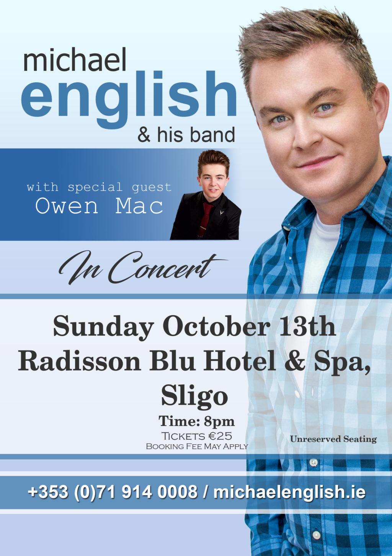 Michael English Sligo