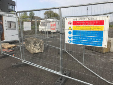 Tour bus told Connaughton Road car park was a unique site