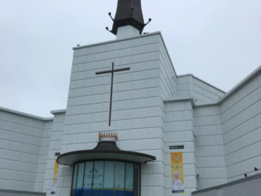 Knock Shrine closed this August 15th for first time ever