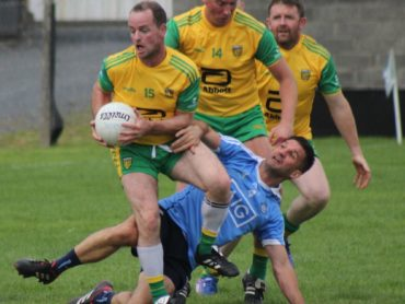 Donegal dethrone Dublin to win All-Ireland Masters title
