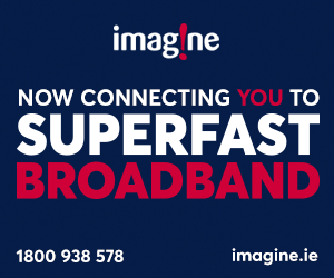 Imagine Broadband Ad
