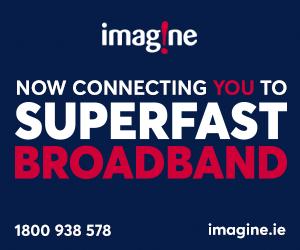 Imagine Broadband Ad
