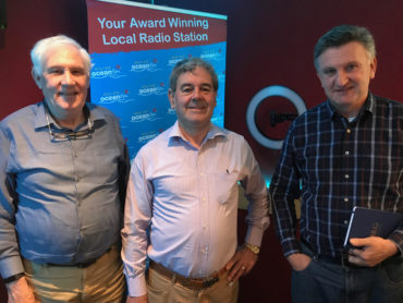 The Friday Panel, Michael Clarke, Michael Comiskey, PJ Leddy