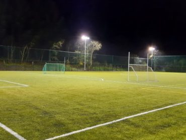 New Sports and Recreational facilities to open in Dromahair