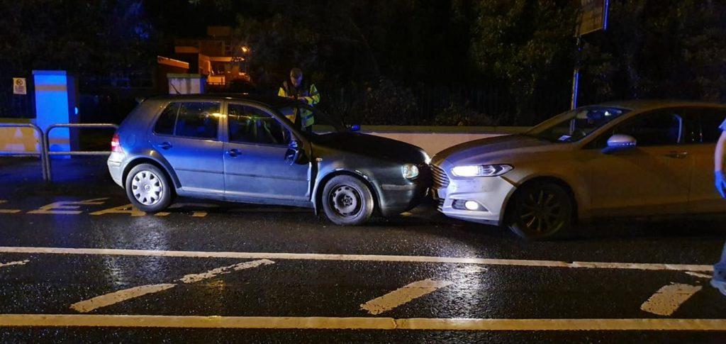 Second Sean Road Garda chase
