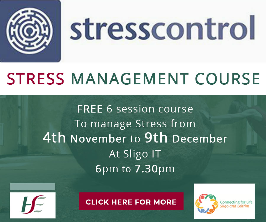 Stress control course