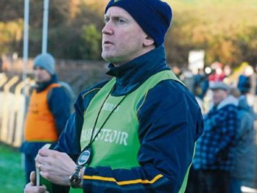 Leitrim appoint Benny Guckian as new minor manager