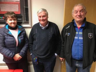 The Friday Panel, Bernie O'Hara, Con Darcy, Eddie McHale