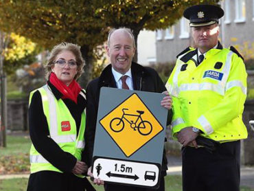 Criticism of cyclists rejected as local group welcome new legislation