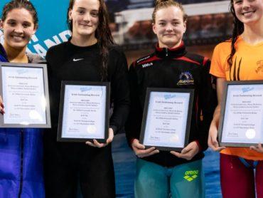 Mona McSharry claims national shortcourse title