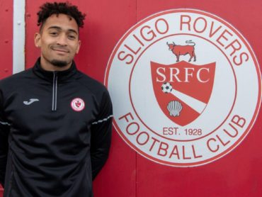 American Will Seymore joins Sligo Rovers