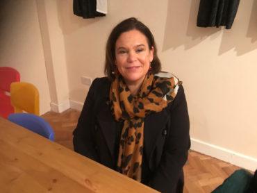 McDonald calls for national forum on Irish unity as she honours Ballisodare volunteer