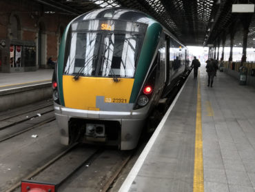 Local solicitor expresses concern after another altercation on Sligo train