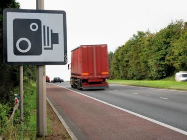 Speeding motorists in north west caught on National Slow Down Day