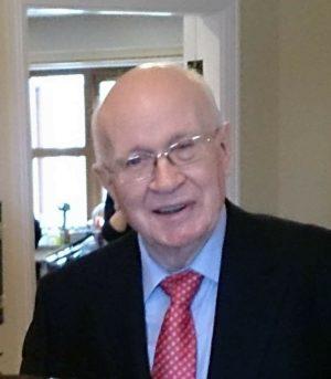 John C Harrison