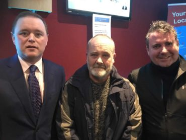 The Friday Panel, Andy The Bull McSharry, Anthony Gray, Cllr John Paul Feeley