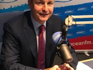 Martin criticises 'shadowy figures' within Sinn Fein