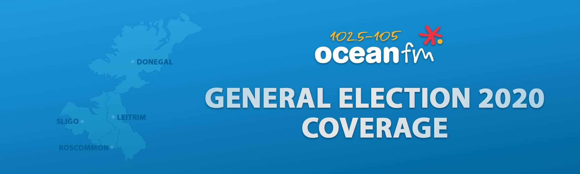 Ocean FM General Election 2020 coverage