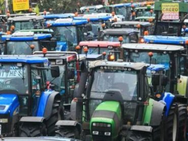 No one is listening – Farmer defends tractor protest