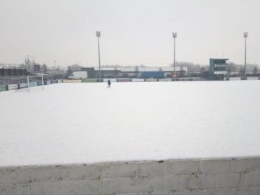 Finn Harps match called off because of snow
