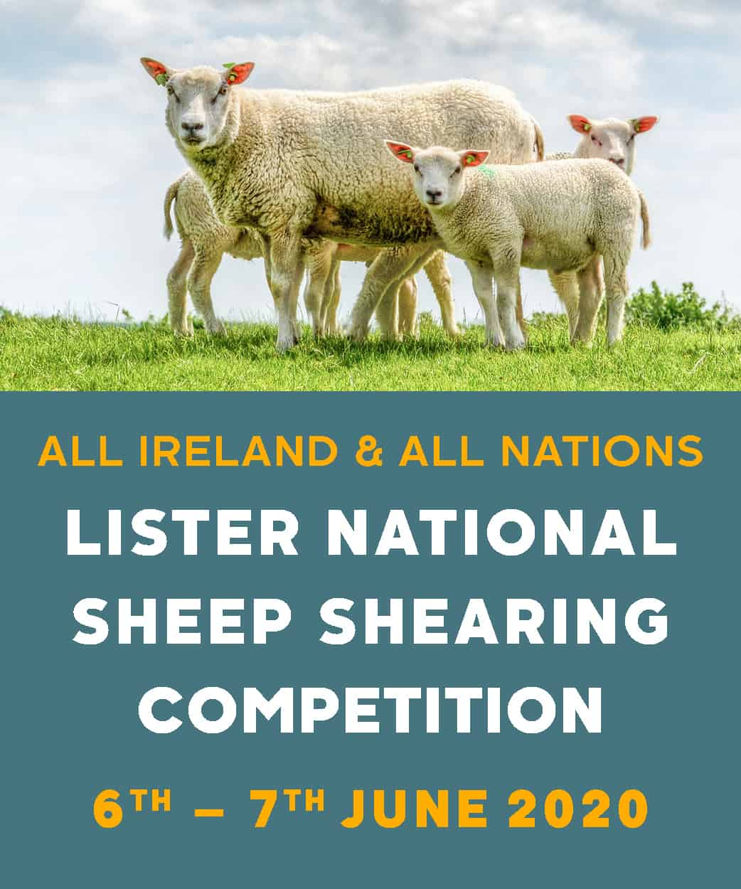 Lister National Sheep Shearing Championships