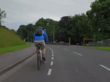 Cyclists receiving unfair criticism from motorists says Sligo campaigner
